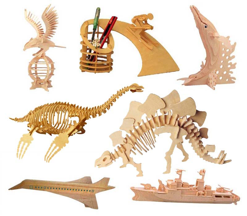 Wooden Animal Puzzle 3d Wooden Puzzles Animals