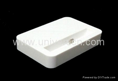 8 Pin Dock Cradle Charger Docking Station Data Sync Adaptor For iPhone 5 iPod