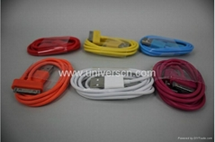 USB date cable for apple iphone3,4,ipod