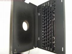 iPad二代專用移動電源帶藍牙鍵盤4合一