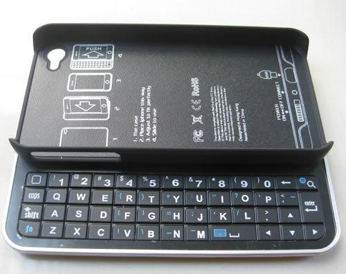 侧滑键盘for iphone 1