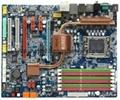 X58T LGA 1366 Motherboard Support Core I7 Processors  1