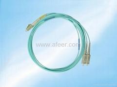 LC-SC Fiber Patch cables