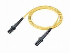 MTRJ-MTRJ  10Gig 50 Micro Multimode Duplex Fiber Patch cables