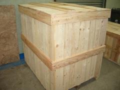 伟丰牌.密板条木箱
