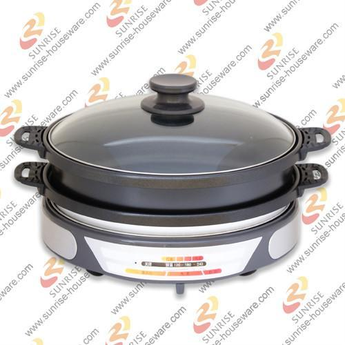 Electric Grill Pan 2