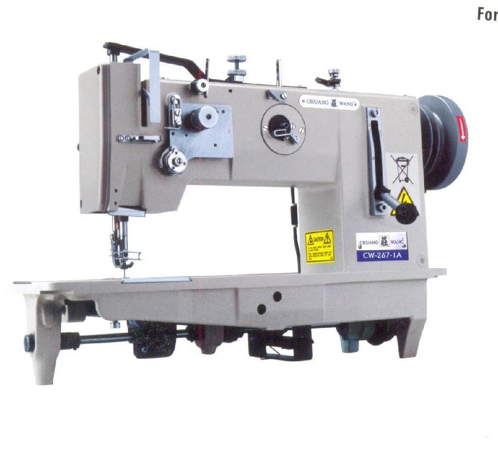 GS UK For industrial embroidery machines