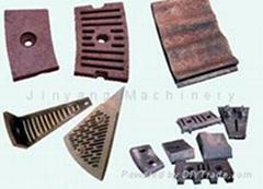 铸钢铸铁合金消失模铸件