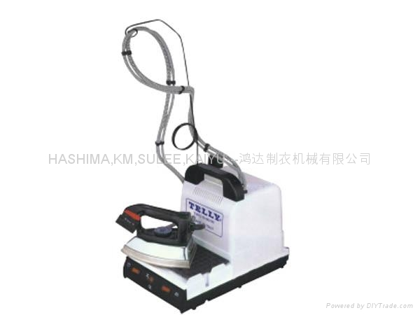 TELLY TIPO-B9000 ELECTRIC STEAM BOILER WITH STEAM IRON (China ...