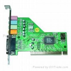 ES1373 4CH Sound card