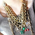 fashion chain necklace