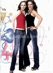 JLH-0003#女式彈力牛仔褲
