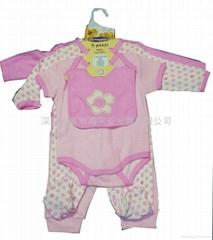 Baby wear&5-set -00011