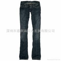 JLH-0024# men's  Jeans