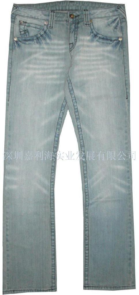 JLH-09008#女式牛仔裤 1