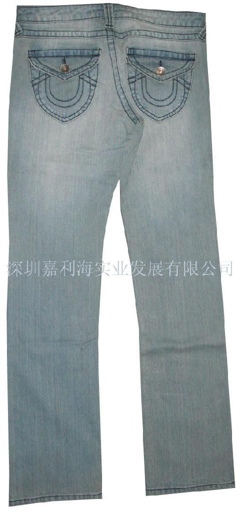 JLH-09008#女式牛仔裤 2