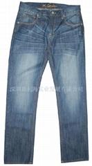 JLH-09006#男式牛仔褲