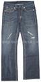 JLH-09004#男式牛仔裤