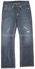 JLH-09004#men's jeans
