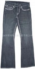 JLH-09003#男式牛仔褲
