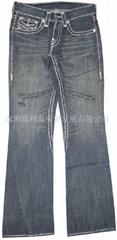 JLH-09002#男式牛仔褲