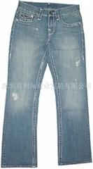 JLH-09001#男式牛仔褲