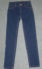 新款女式針織牛仔褲-01