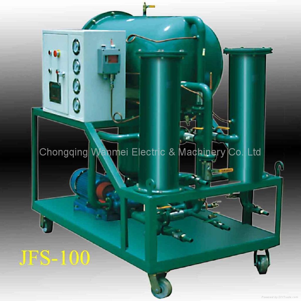 JFS Coalescence - Separation Oil Purifier 1