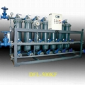 Multi Stage Backwashing Oil Purifier 1
