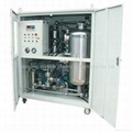 Double-Stage Vacuum Transformer Oil Recycling Machine 5