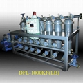 Multi Stage Backwashing Oil Purifier 2