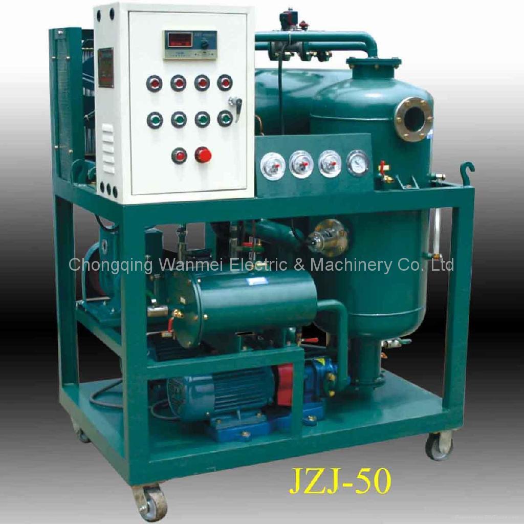 JFS Coalescence - Separation Oil Purifier 2