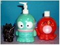 Plastic Bottle Cartoon Bottles