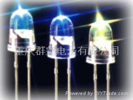 300W LED大功率发光二极管 2