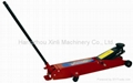 5T HORIZONTAL HYDRAULIC JACK HEAVY DUTY