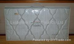 Activated Natural Carbon Fiber Mattress Pad