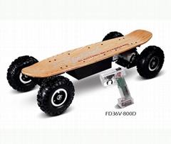 R/C Electric Skateboard,E-Skateboard (36V,800w,CE)