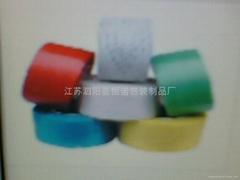 机用打包带,手工打包带,印字打包带,彩色打包带