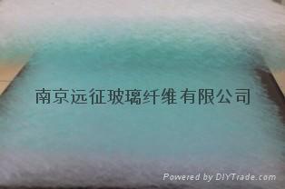 Bulky Fiberglass Filter Felt for Air Cleaning  2