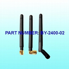 Wifi(2.4GHZ)Rubber Antenna (Hot Product - 1*)