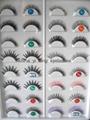 feather eyelashes 2