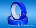 Blue Powder Coating Masking Tape
