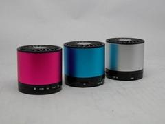 Aluminium alloy Bluetooth speaker
