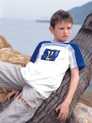 男童T恤 1