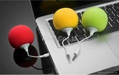 Pad mini speaker