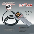 "99D--5530L1  5.5mm Camera w/1m Cable   Inspection Camera Endoscope 2.4 ""TFT"