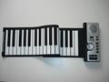 硅胶电子琴 1