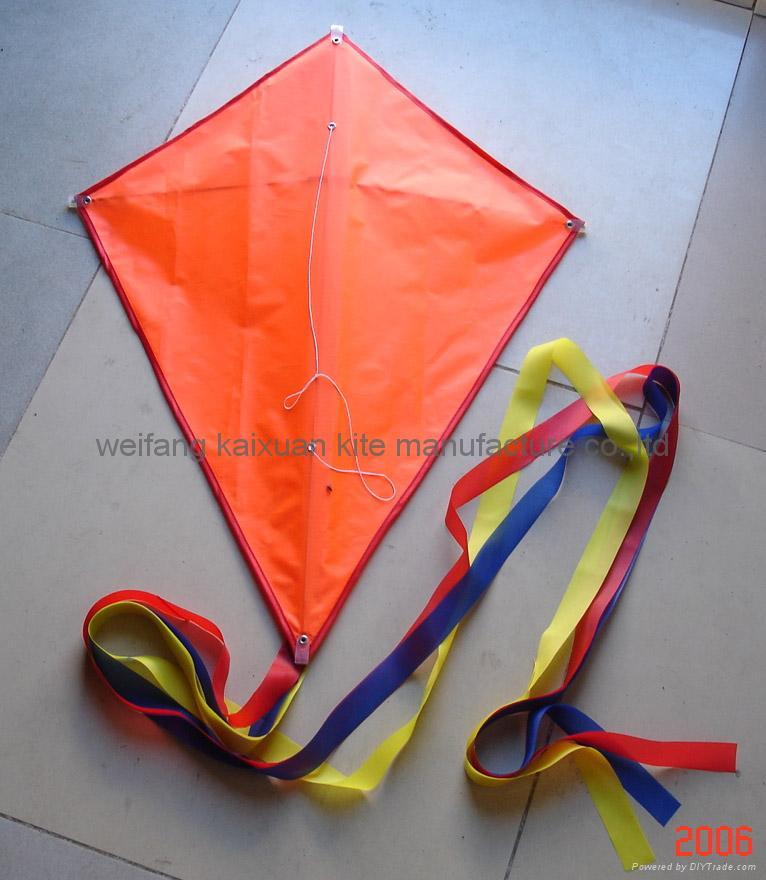 diamond kite Children kite Mini kite from kite factory - kx-092 (China