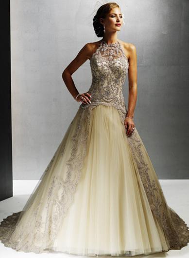 wedding dresses/evening wear/flower girl dress - China - Manufacturer