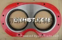 中聯8013地泵眼鏡板切割環